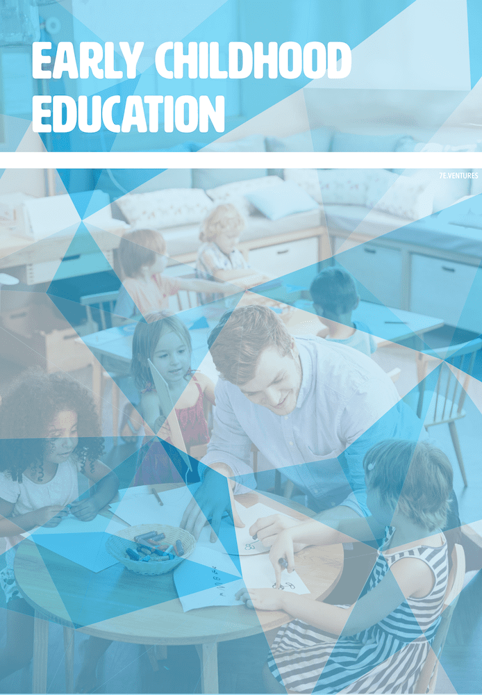 Male Early Childhood Education