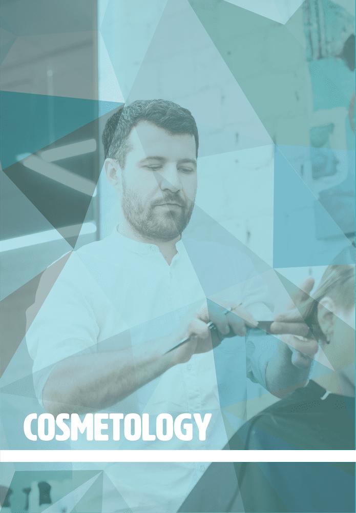 Male Cosmetologist