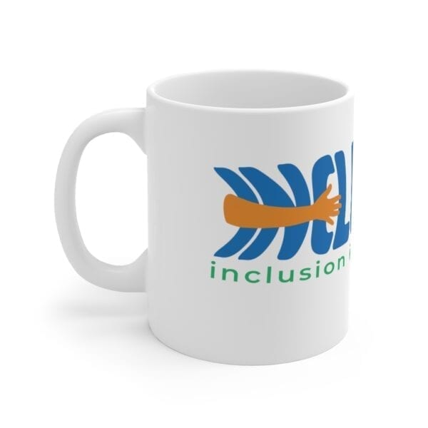 Inclusion is my priority.